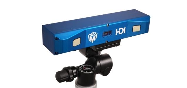 Skaner HDI 120 - Kompaktowe rozwiązanie dla skanowania 3D